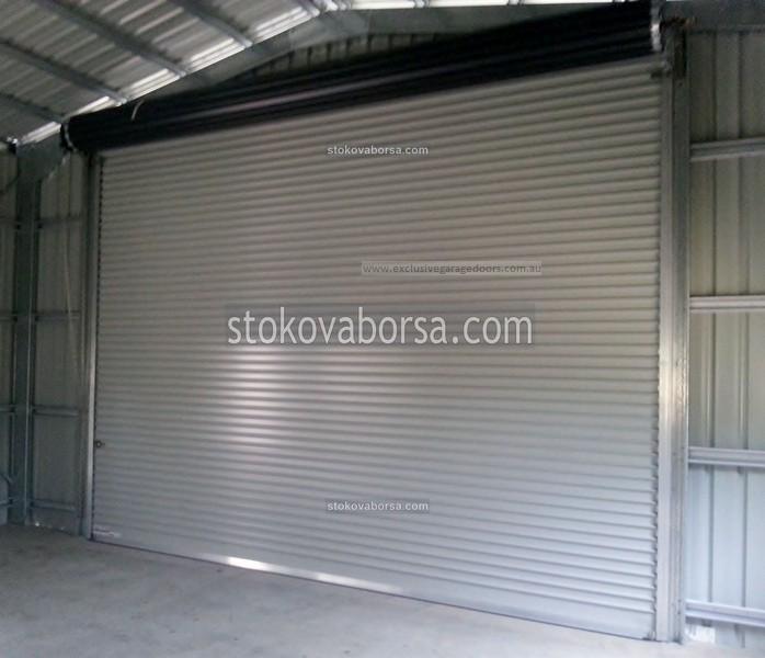 изработка на промишлени ролетни врати