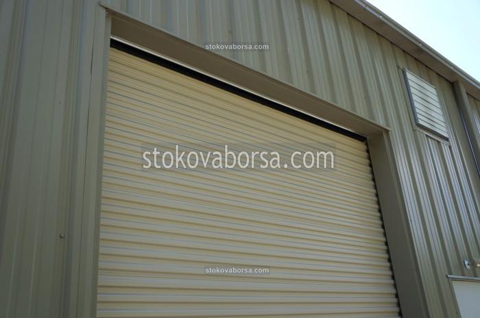 изработка на промишлена ролетна врата