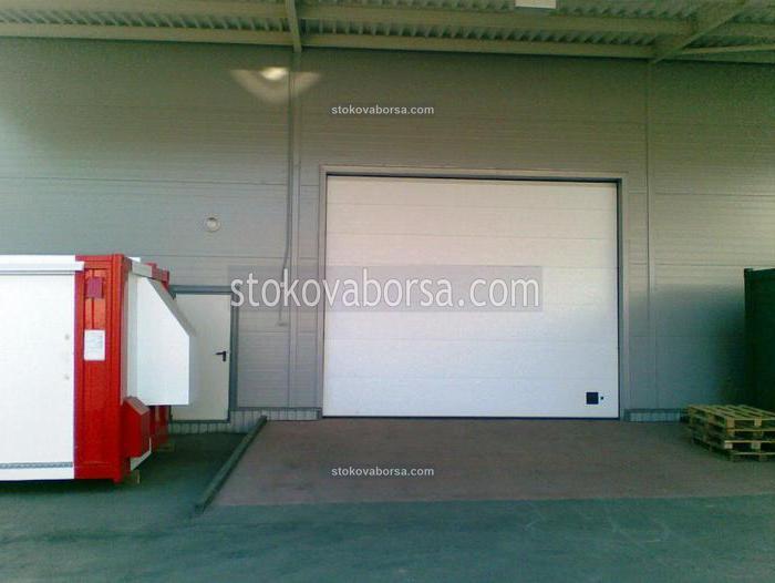 изработване на индустриални ролетни врати