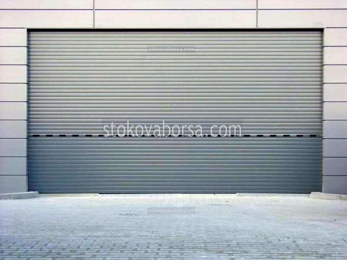 изработка на индустриални ролетни врати