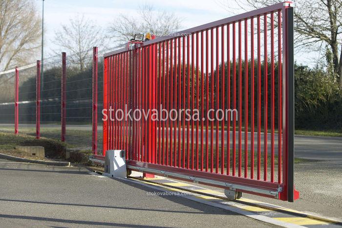 Плъзгащи портални врати по поръчка