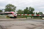 Фирма продава автоматични бариери за жп прелези