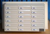 Пощенски кутии за жилищни сгради