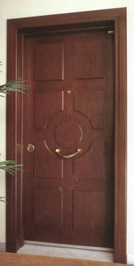Метални врати за апартаменти