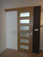 Нестандартна интериорна врата