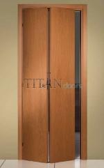 Интериорна врата на релса