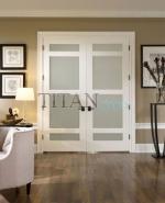 Интериорна портална врата