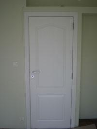 Врата КрафтМастер Анатолия бяла
