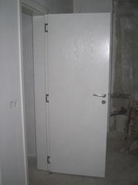 Врата Крафт Мастер в бяло