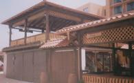 Дървени портали -