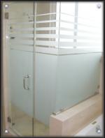стъклена врата 1261-3577