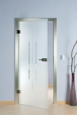 стъклени врати по поръчка 1263-3577