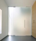 врата стъклена по поръчка 1406-3577