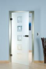 врата стъклена 1507-3577