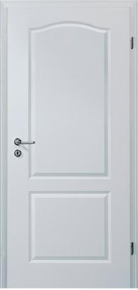 Интериорна врата Декор от плътно олекотено ПДЧ
