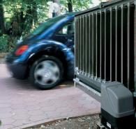Автоматика за дворна плъзгаща врата