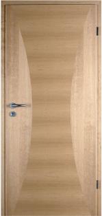 Интериорна врата покрита с ламинат