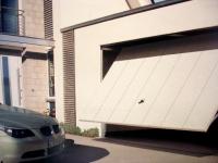Луксозни гаражни врати - Летящо крило