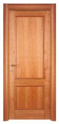 Интериорна врата цвят медна танганайка