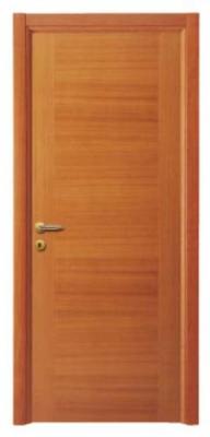 Плътна интериорна врата медна танганайка