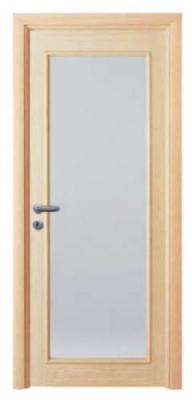 Стилна интериорна врата избелен дъб