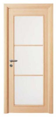 Дървени интериорни врати