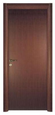 Интериорна врата тъмна танганайка
