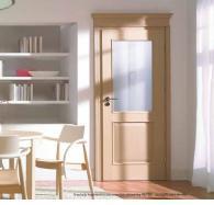 Фурнирована интериорна врата -
