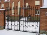 решетъчна портална врата 2382-3235