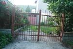 портални врати от ковано желязо по поръчка