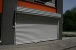 гаражна врата с ролетно отваряне