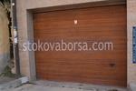 изработка на секционна гаражна врата
