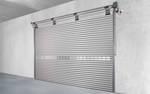 изработка на ролетна гаражна врата