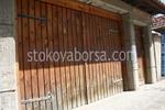 плътни дървени порти по поръчка