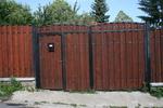 изработка на плътна дървена врата