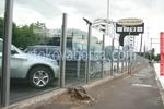 ограда от стъкло за автокъщи
