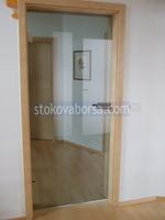 πόρτες με ένα φτερό από γυάλινη πόρτα με ένα φτερό