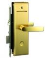 Хотелска брава с чип карта -