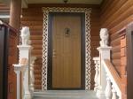 Метални врати за вили по заявка на клиента