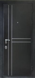 Метални врати за вили по идея на клиента
