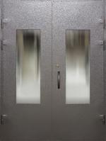 Здрави метални врати за цех