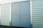 Метални врати за цехове