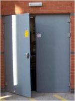 Метална врата за абонатни станции и трафопостове по поръчка
