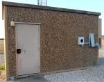Здрави метални врати за абонатна станция и трафопост