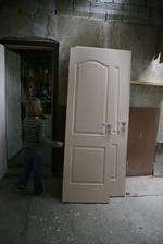 интериорна фурнирована врата