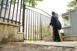решетъчна метална врата по поръчка