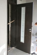 производство на външна врата от дъб