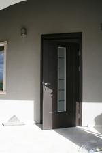 външна врата от дъб по поръчка