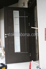 изработка на външна врата от дъб