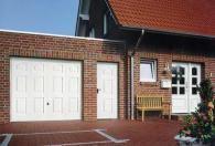 Врата за гараж БЕРИ тип летящо крило